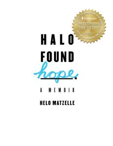 halo found hope award cover